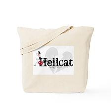 Vintage Hellcat Tote Bag