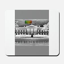 THE BLACK HOUSE Mousepad