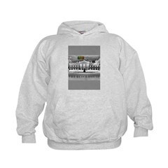THE BLACK HOUSE Kids Hoodie