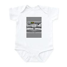 THE BLACK HOUSE Infant Bodysuit