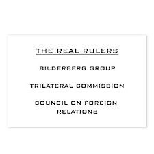 Bilderberg Postcards (Package of 8)