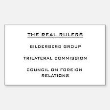 Bilderberg Decal