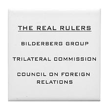 Bilderberg Tile Coaster
