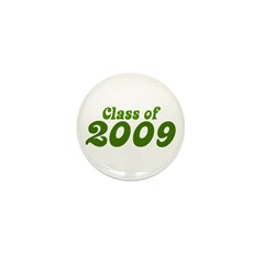 Class of 2009 Mini Button (10 pack)