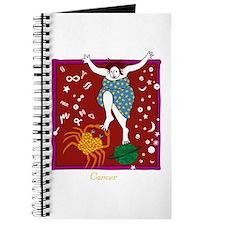 Cancer Zodiac Journal