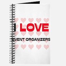 I LOVE EVENT ORGANIZERS Journal