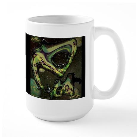 Phlegm Phlam Large Mug