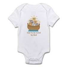 Cool Noah's Ark Infant Bodysuit