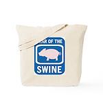 Year of the Swine Tote Bag