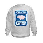 Year of the Swine Kids Sweatshirt