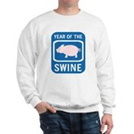 Year of the Swine Sweatshirt