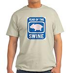 Year of the Swine Light T-Shirt