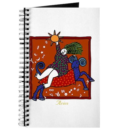 Aries Zodiac Journal