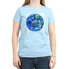 Gandhi-Heaven-earth are in usT-Shirt
