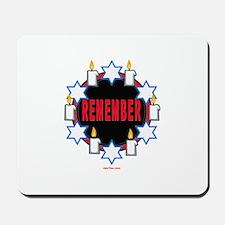 Remember Holocaust Mousepad