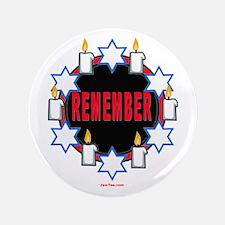 "Remember Holocaust 3.5"" Button"