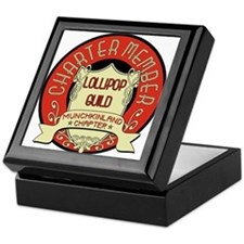 Lollipop Guild Keepsake Box