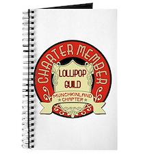 Lollipop Guild Journal