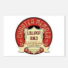 Lollipop Guild Postcards (Package of 8)