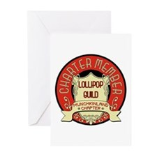 Lollipop Guild Greeting Cards (Pk of 10)