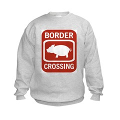 Border Crossing Sweatshirt