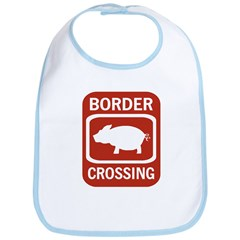 Border Crossing Bib