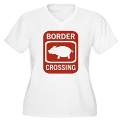 Border Crossing T-Shirt