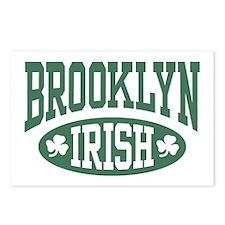 Brooklyn Irish Postcards (Package of 8)