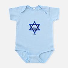 Glatt Kosher Funny Jewish Infant Bodysuit