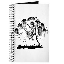 Tree Silhouette Journal