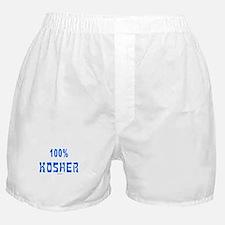100% Kosher Boxer Shorts
