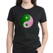 The Ying and Yang of Being Wicked Tee