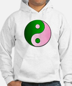 The Ying and Yang of Being Wicked Hoodie