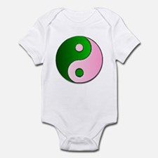 The Ying and Yang of Being Wicked Infant Bodysuit