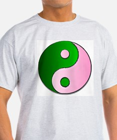 The Ying and Yang of Being Wicked T-Shirt