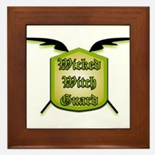 Which Witch Framed Tile