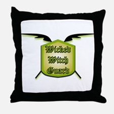 Which Witch Throw Pillow
