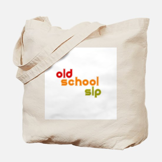 Old School SLP Tote Bag