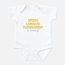 SLP in Training Infant Bodysuit