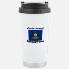 Clarks Summit Pennsylvania Travel Mug