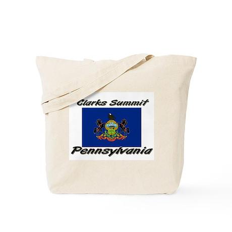 Clarks Summit Pennsylvania Tote Bag