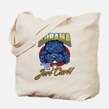 Bobama Jeri Curl! Tote Bag