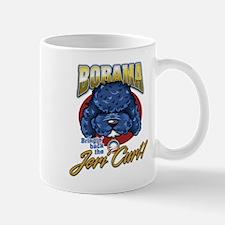 Bobama Jeri Curl! Mug