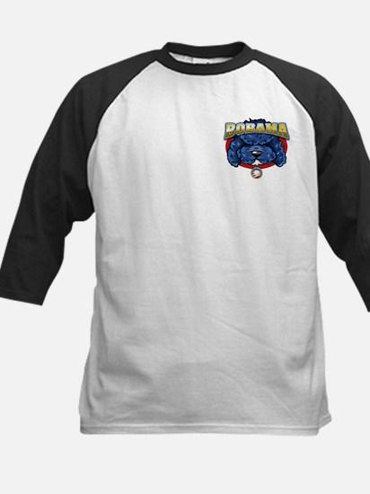 Bobama Jeri Curl! Kids Baseball Jersey