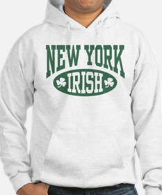 New York Irish Hoodie