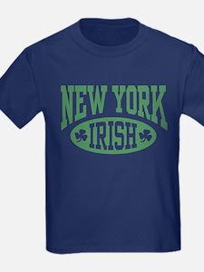 New York Irish T