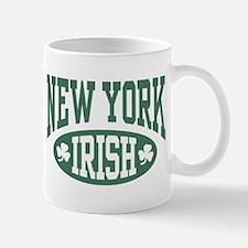 New York Irish Mug
