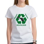 Rugged Reliable Revolver: Women's T-Shirt