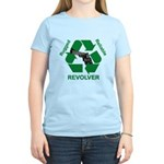 Rugged Reliable Revolver: Women's Light T-Shirt