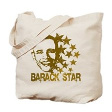 Barack Star Tote Bag